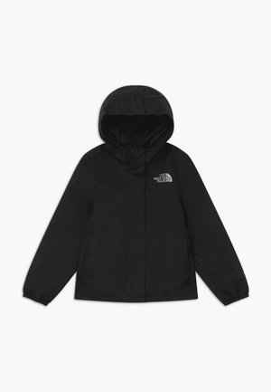 GIRLS RESOLVE REFLECTIVE JACKET - Hardshellová bunda - black