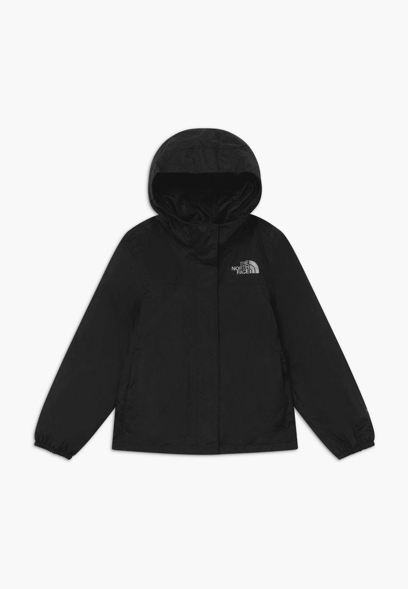 The North Face - GIRLS RESOLVE REFLECTIVE JACKET - Hardshell jacket - black