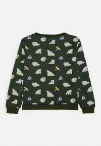 Lemon Beret - BOYS - Sweatshirt - forest night - 1
