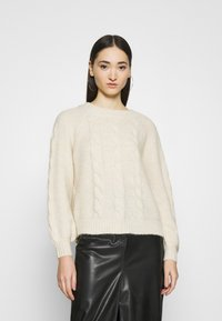 Pieces - PCSHELBY BOAT NECK - Jumper - carry over - 0