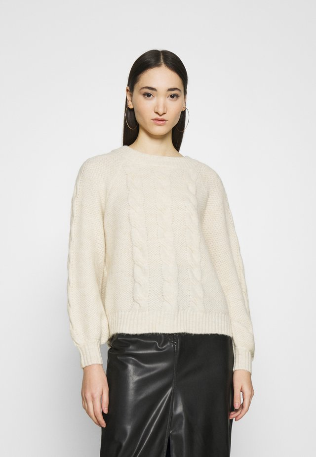 PCSHELBY BOAT NECK - Jumper - carry over