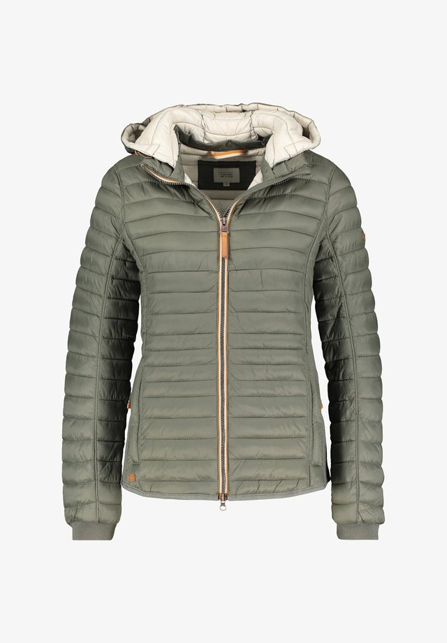 STEPPJACKE - Winter jacket - khaki