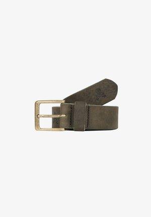 SKULL  - Belt - khaki