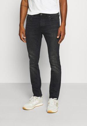 JJIOTTIM JJORIGINAL - Jeans slim fit - black denim