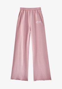 PULL&BEAR - Pantalon de survêtement - rose - 3