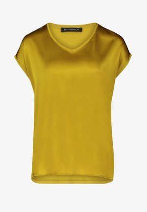 Blouse - jaune