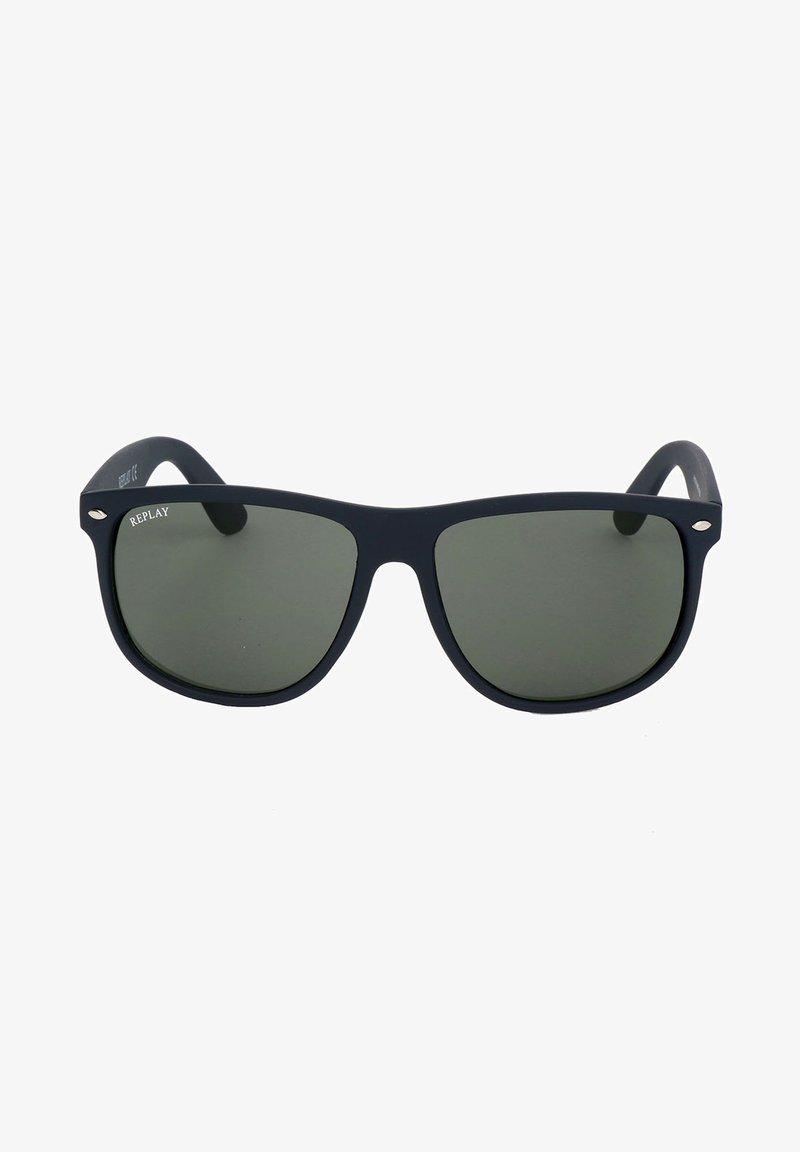 Replay - Sunglasses - black