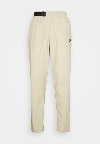 Pantalon classique - grain/black