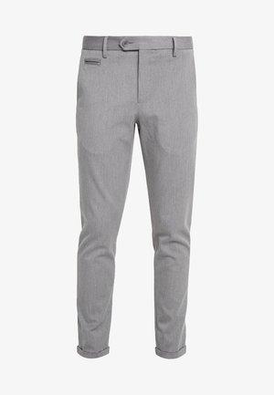 STRETCH CLUB PANTS - Bukser - grey melange