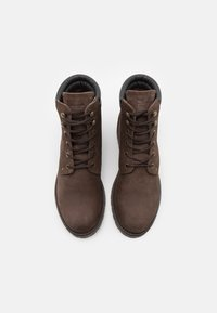 Selected Homme - SLHMICHAEL BOOT - Lace-up ankle boots - demitasse - 3
