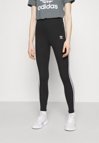 adidas Originals - Leggings - Trousers - black - 0