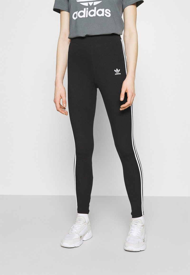 adidas Originals - Leggings - Trousers - black