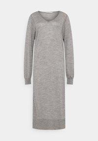 GAI+LISVA - ZENIA - Jumper dress - grey melange - 0