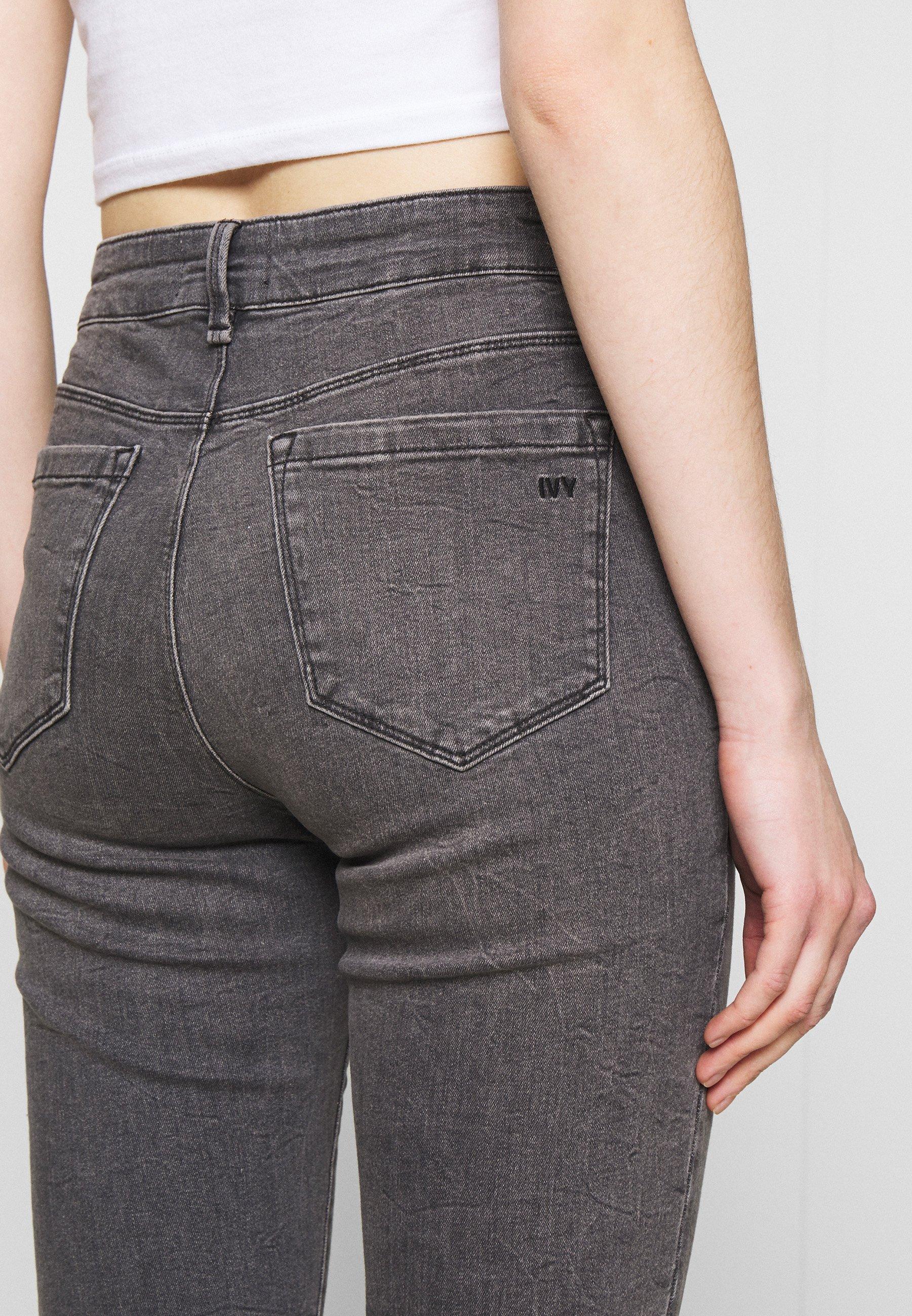 Women ALEXA ANKLE ZIP  - Jeans Skinny Fit