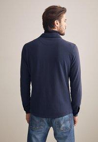 Falconeri - Shirt - stone blue denim - 2
