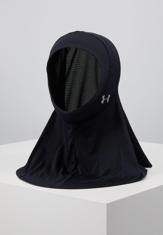 SPORT HIJAB - Bonnet - black/silver