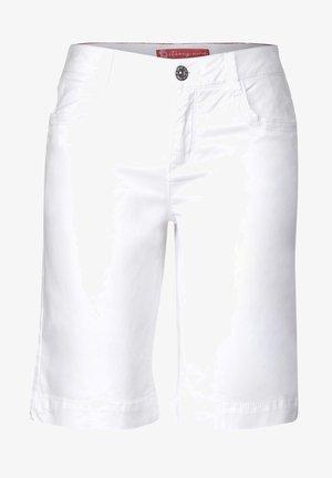 CASUALFIT BERMUDA YULIUS - Shorts - weiß