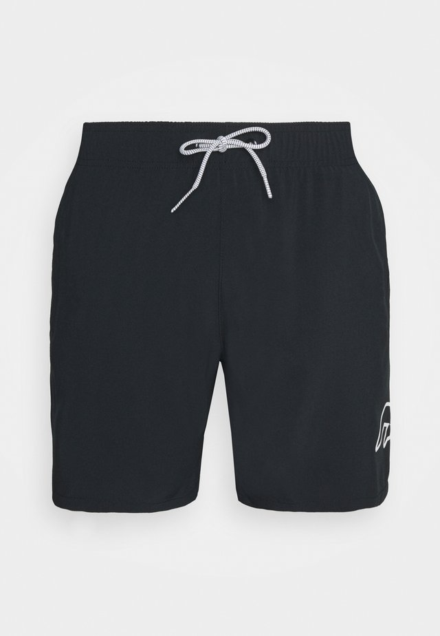 SOLID GUARD EXPLODED ICON - Swimming shorts - black