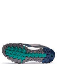 Timberland - GARRISON TRAIL WP - Walking shoes - steeple grey - 4