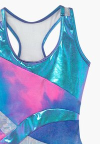 Capezio - GIRLS' GYMNASTICS RACERBACK - Danspakje - pink/multicolour - 3