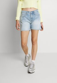 Pepe Jeans - MABLE - Jeansshort - denim - 0