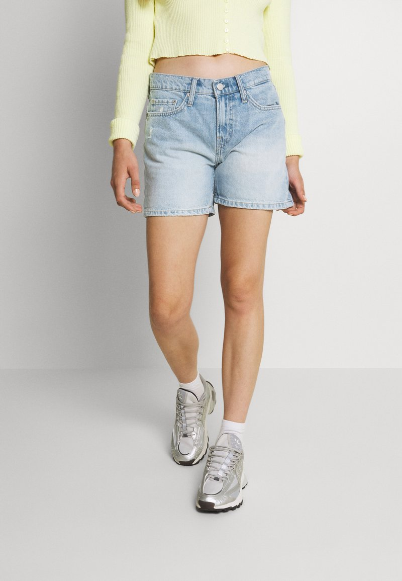 Pepe Jeans - MABLE - Jeansshort - denim
