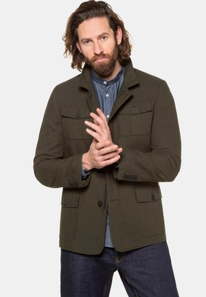 GROSSE GRÖSSEN - Summer jacket - khaki