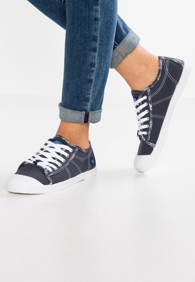 BASIC - Sneakers basse - navy