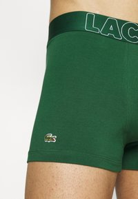 Lacoste - 3 PACK - Pants - green/silver chine/white - 6