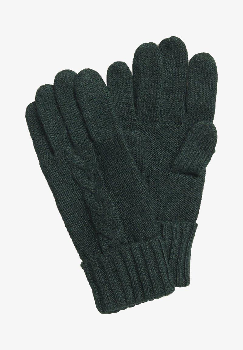 Superdry - Gloves - green