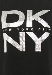 DKNY - Jersey dress - black - 2
