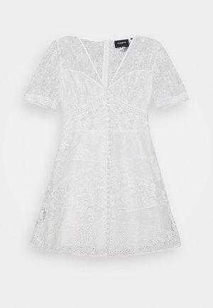 DRESS - Koktejlové šaty/ šaty na párty - ecru
