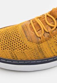 Bugatti - GANTE - Sneakers - yellow - 5