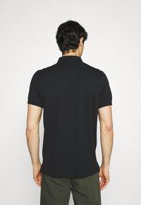 Marc O'Polo - SHORT SLEEVE BUTTON - Polo shirt - black - 2