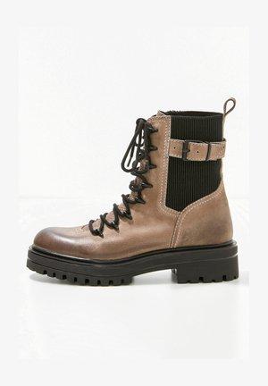 Platform ankle boots - nb excalibur uxb