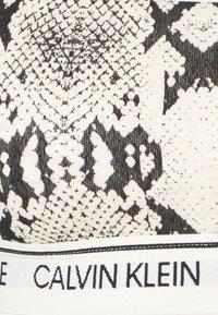 Calvin Klein Underwear - ONE PRIDE CAPSULE UNLINED BRALETTE - Bustier - oatmeal heather - 2