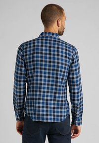 Lee - CLEAN WESTERN - Camicia - washed blue - 1