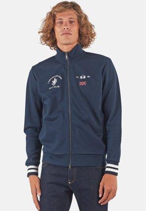 ORBY - Zip-up hoodie - navy