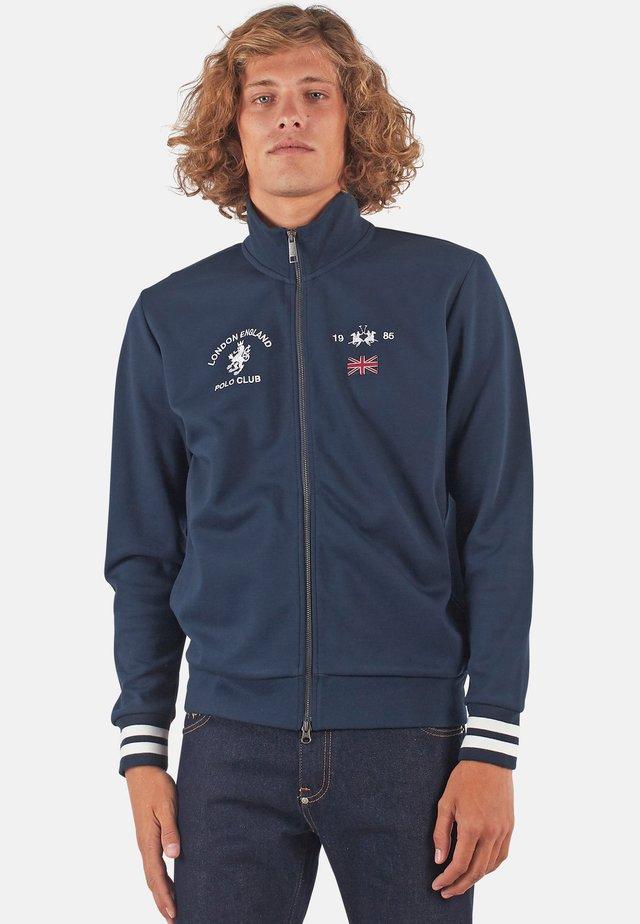 ORBY - Bluza rozpinana - navy