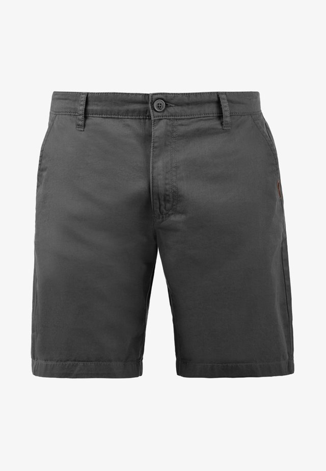 CHINOSHORTS THEMENT - Shorts - dark grey