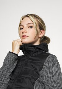 Campagnolo - WOMAN JACKET FIX HOOD - Outdoor jacket - nero - 3