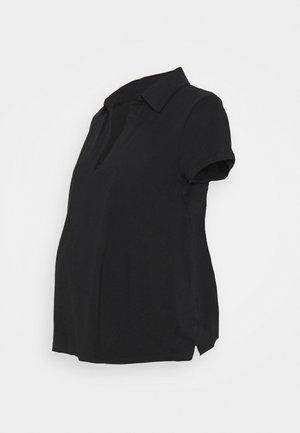 MATERNITY SHORT SLEEVE - Basic T-shirt - black