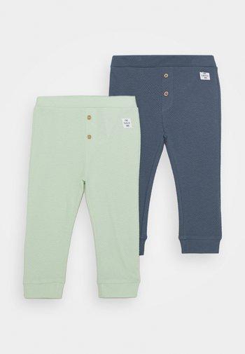 NBMJEFINNE PANT 2 PACK - Kalhoty - china blue