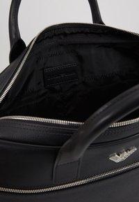 Emporio Armani - Briefcase - black - 5