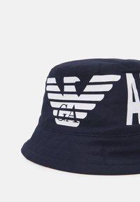 Emporio Armani - UNISEX - Hat - dark blue - 4