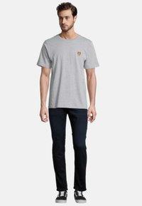 The Neighbourgoods - T-shirt imprimé - grau melange - 1