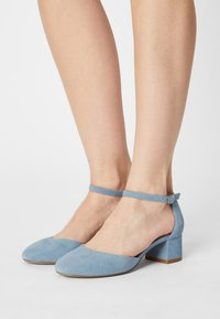 Anna Field - LEATHER - Bridal shoes - light blue - 0