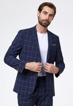 BAUKASTEN SAKKO  VOYAGE NEW MICHEL - Suit jacket - dunkelblau