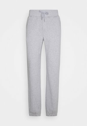 PHIL - Tracksuit bottoms - heather grey