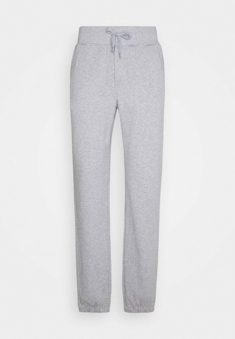 Schott - PHIL - Tracksuit bottoms - heather grey